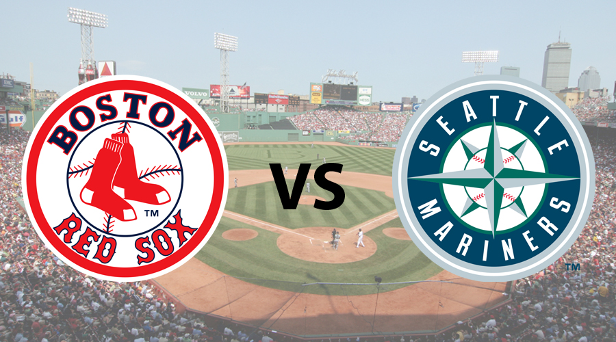 Red Sox vs. Mariners Big Weekend Series